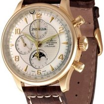 Zeno-Watch Basel Godat II Chronograph Full calendar