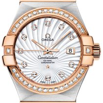 Omega Constellation Co-Axial Automatic 31mm 123.25.31.20.55.001