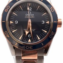 Omega Master Co-axial 41mm 233.60.41.21.03.001