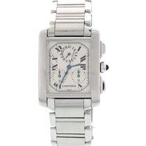 Cartier Tank Francaise Chronograph 2303