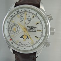 Armand Nicolet Chronograph 38mm Automatik gebraucht