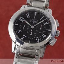 Zenith El Primero Port Royal Chronograph Automatik 01/02.0451.400