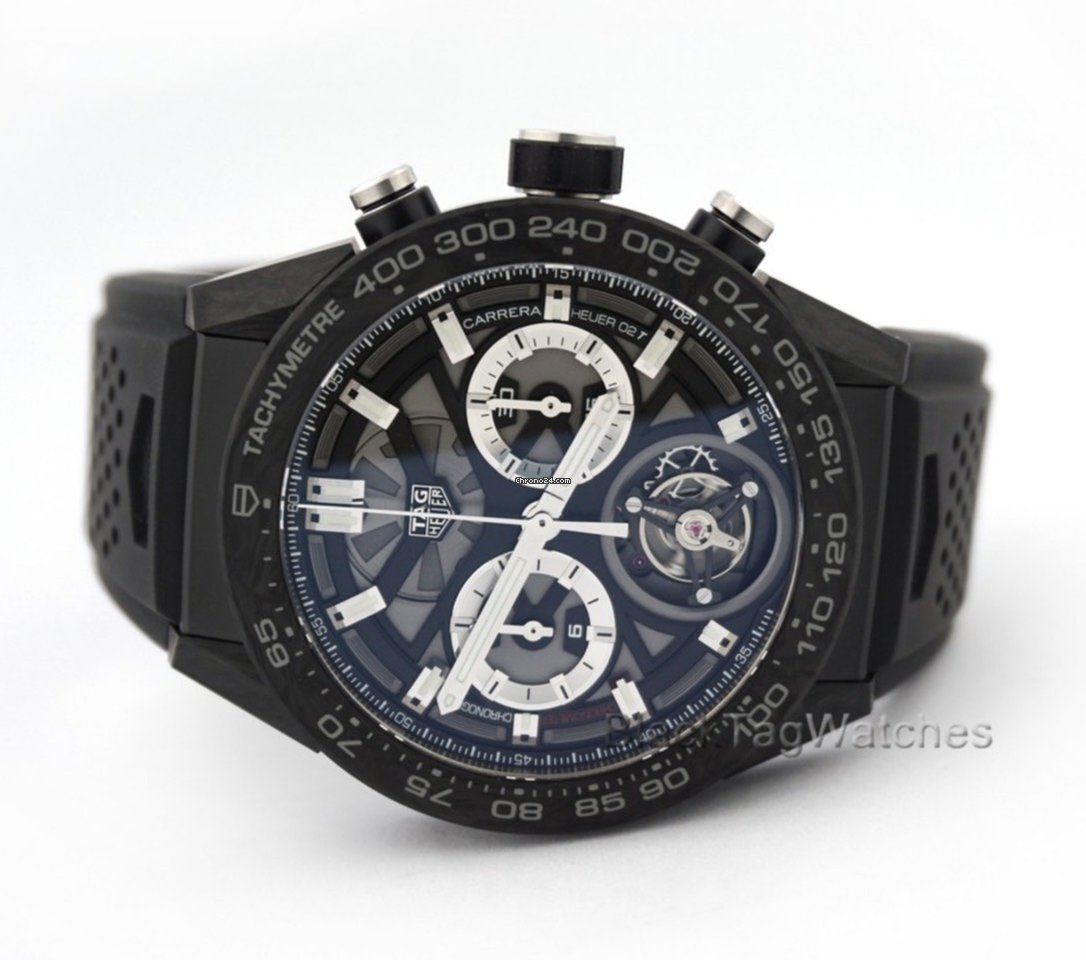 becfb5bdd86 TAG Heuer Carrera Carbon - all prices for TAG Heuer Carrera Carbon watches  on Chrono24