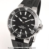 Oris Aquis Date 43.5mm Black