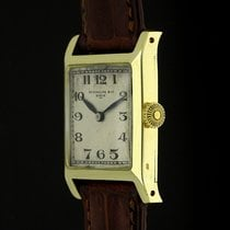 Patek Philippe Vintage  Men's 1924 Watch 18k Solid Gold 804.907