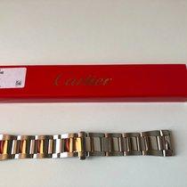 까르띠에 (Cartier) Calibre de Cartier steel bracelet