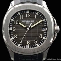Patek Philippe Aquanaut 5167A-001 2015 pre-owned