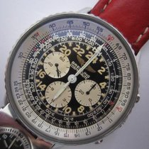 Breitling Navitimer Cosmonaute Stahl 41mm Schwarz Arabisch Deutschland, Leinatal-Altenbergen