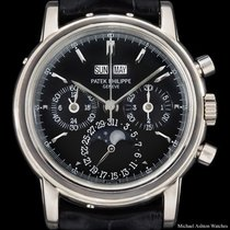 Patek Philippe Perpetual Calendar Chronograph White gold United States of America, New York, New York