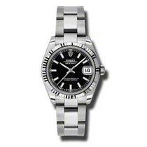 Rolex Lady-Datejust nuevo Reloj con estuche y documentos originales 178274 BKSO
