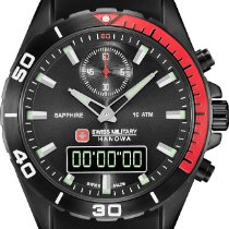 Swiss Military new Steel Sapphire crystal
