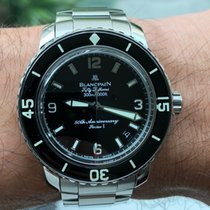 Blancpain Fifty Fathoms 50th Anniversary, Series I - Ref....