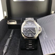 Panerai Luminor Marina 1950 3 Days Automatic Steel 44mm Black Arabic numerals United Kingdom, Newcastle Upon Tyne