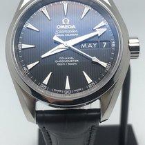 Omega 231.13.39.22.01.001 Steel 2021 Seamaster Aqua Terra 33mm new