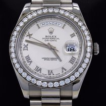 Rolex Day-Date II 218349 IVCRP usados