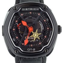 Dietrich 48mm Automatic new Black