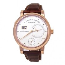 A. Lange & Söhne Lange 31 Rose gold 45.9mm Silver United States of America, New York, New York