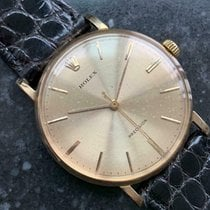 Rolex Oyster Precision pre-owned 34mm
