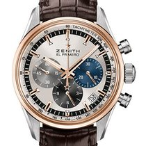 Zenith El Primero Chronomaster new Automatic Chronograph Watch with original box and original papers 51.2150.400/69.C713