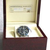Omega 2531.80 Staal 1997 Seamaster Diver 300 M 41mm tweedehands