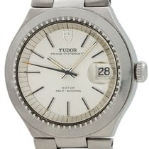 Tudor Prince Oysterdate Steel 38mm Silver United States of America, California, West Hollywood