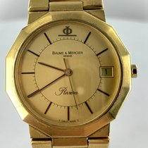 Baume & Mercier Riviera Желтое золото 32,5mm