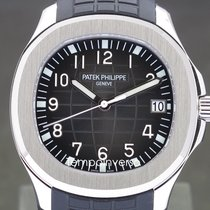 Patek Philippe 5167A-001 Steel 2018 Aquanaut 40mm new United Kingdom, London, Paris, Brussels & Barcelona face to face delivery only - Other countries shipping with Brinks & DHL Express