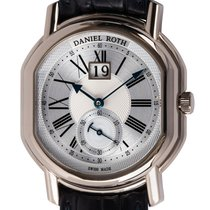 Daniel Roth White gold 38mm Automatic 208 pre-owned