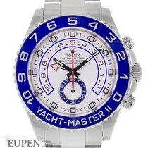 Rolex Yacht-Master II Stahl 44mm Weiß Deutschland, Köln