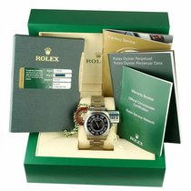 Rolex Oyster Perpetual 36 Steel 36mm Black United States of America, New York, Lynbrook
