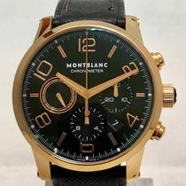 Montblanc Red gold 43mm Automatic Montblanc Timewalker 106504 pre-owned