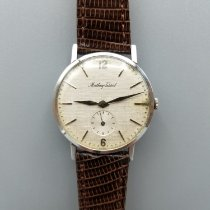 Mathey-Tissot White gold 34mm Manual winding Mathey-Tissot pre-owned
