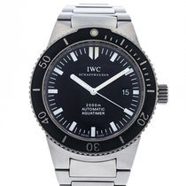 IWC Aquatimer Automatic 2000 Titanium 42mm Black United States of America, Georgia, Atlanta
