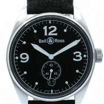 Bell & Ross Vintage 123.A.S12731 pre-owned