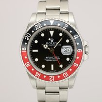 Rolex 16760 Steel GMT-Master II 40mm pre-owned United States of America, Florida, Miami Beach