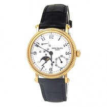 Patek Philippe Yellow gold 35mm Automatic 5015 pre-owned