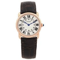 Cartier Ronde Louis Cartier W6800151 pre-owned