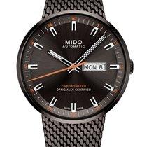 Mido Commander neu Automatik Uhr mit Original-Box und Original-Papieren M031.631.33.061.00