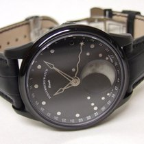 Schaumburg new Automatic 42mm Steel Sapphire crystal
