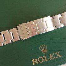 Rolex SEA DWELLER Oysterband, Stahl, 20MM, Ref. 93160A