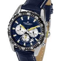 Jacques Lemans Sports 'liverpool' Quartz Chrono Watch...