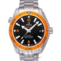 Omega Seamaster Planet Ocean 600M Omega Co-Axial 42mm Black Steel