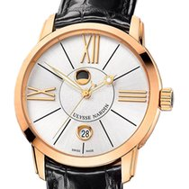Ulysse Nardin Classico Luna 8296-122-2/41 Розовое Золото 750...