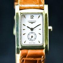 Longines 24mm Quartz occasion DolceVita Blanc