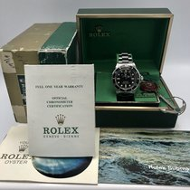 Rolex 1665 Sea-Dweller MK I dial Full set 1980 With Box Papers