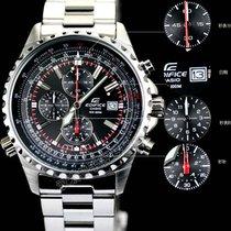Casio Reloj hombre CASIO EF-527D-1AV Edifice 100M Stainless Steel