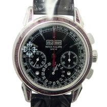 百達翡麗 Grand Complications Platinum Black Manual Wind 5271/12P-001