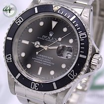 """Rolex Submariner Date Ref.: 16610 von 1991 """"Tritium"""""""
