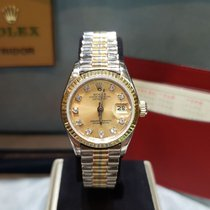 Rolex Or jaune 26mm Remontage automatique 69179B occasion