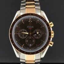 Omega Speedmaster Broad Arrow 42mm Brown